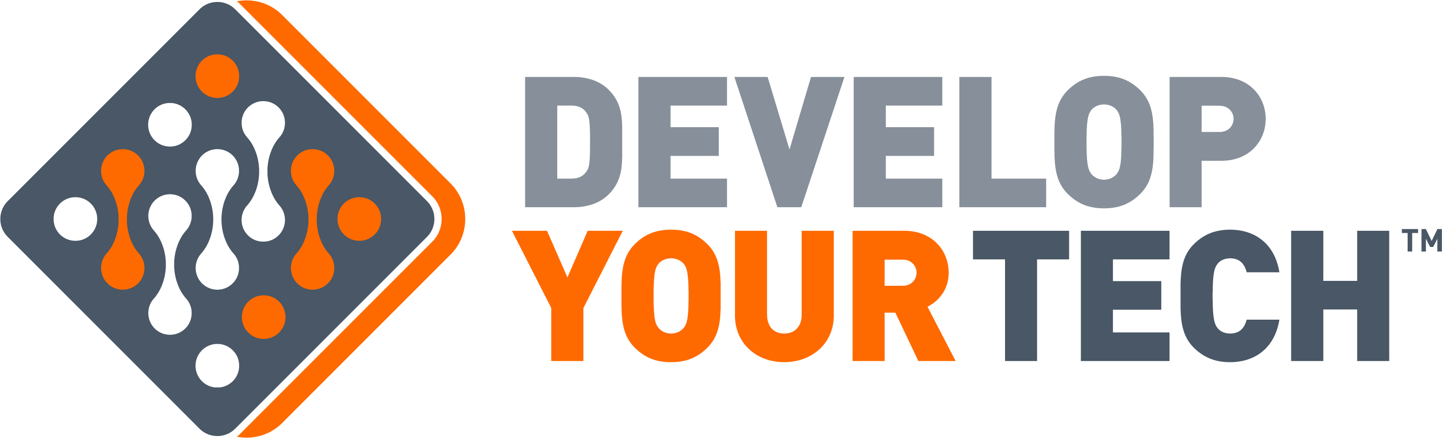 Develop Your Tech Logo